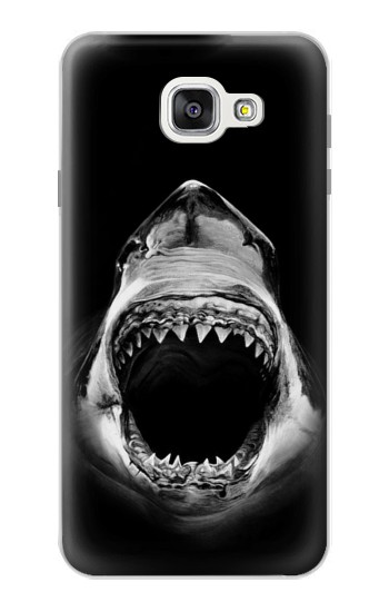 Printed Great White Shark Samsung Galaxy A7 (2016) Case