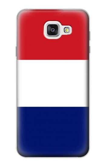 Printed Flag of France and the Netherlands Samsung Galaxy A7 (2016) Case