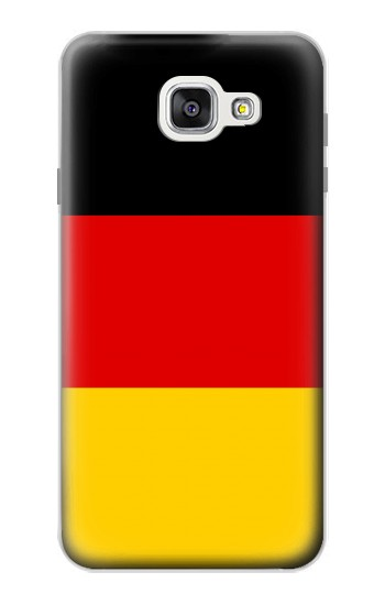 Printed Flag of Germany Samsung Galaxy A7 (2016) Case