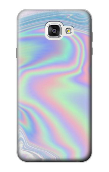 Printed Pastel Holographic Photo Printed Samsung Galaxy A7 (2016) Case
