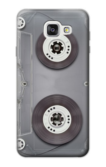 Printed Cassette Tape Samsung Galaxy A7 (2016) Case