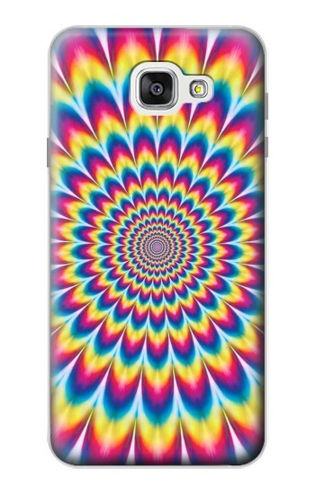 Printed Colorful Psychedelic Samsung Galaxy A7 (2016) Case