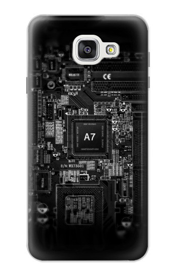 Printed Mobile Phone Inside Samsung Galaxy A7 (2016) Case