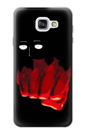Printed One Punch Man Fight Samsung Galaxy A7 (2016) Case