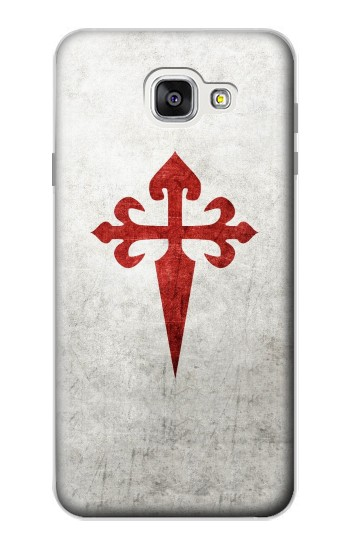 Printed Order of Santiago Cross of Saint James Samsung Galaxy A7 (2016) Case