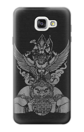 Printed Sak Yant Rama Tattoo Samsung Galaxy A7 (2016) Case