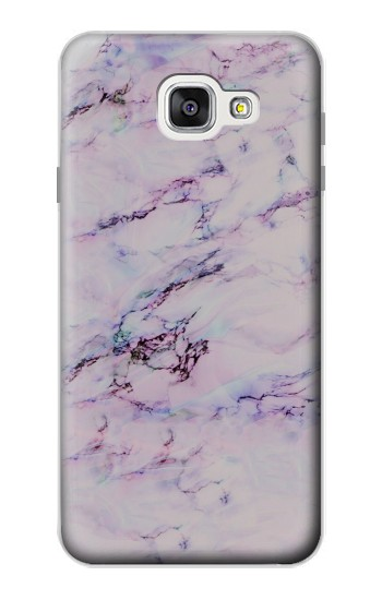 Printed Seamless Pink Marble Samsung Galaxy A7 (2016) Case