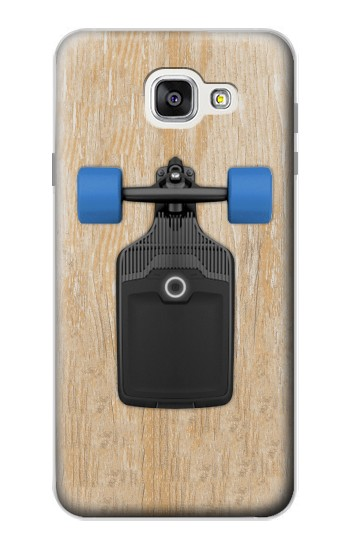 Printed Skateboard Samsung Galaxy A7 (2016) Case