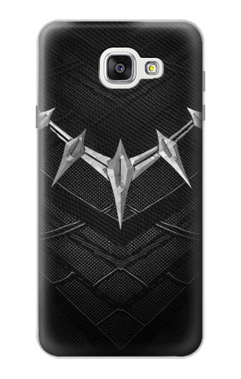 Printed Black Panther Inspired Costume Necklace Samsung Galaxy A7 (2016) Case