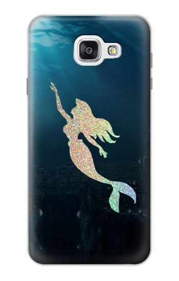Printed Mermaid Undersea Samsung Galaxy A7 (2016) Case