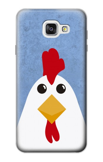 Printed Chicken Cartoon Samsung Galaxy A7 (2016) Case