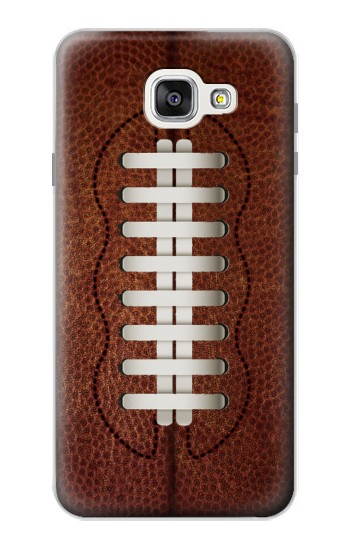 Printed Leather Vintage Football Samsung Galaxy A7 (2016) Case