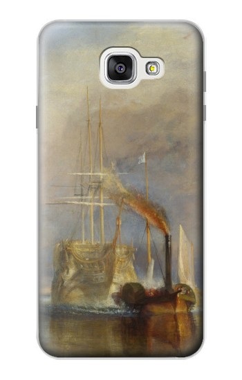 Printed Joseph Mallord William Turner The Fighting Temeraire Samsung Galaxy A7 (2016) Case