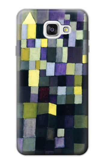 Printed Paul Klee Architecture Samsung Galaxy A7 (2016) Case