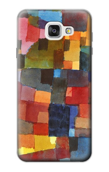 Printed Paul Klee Raumarchitekturen Samsung Galaxy A7 (2016) Case