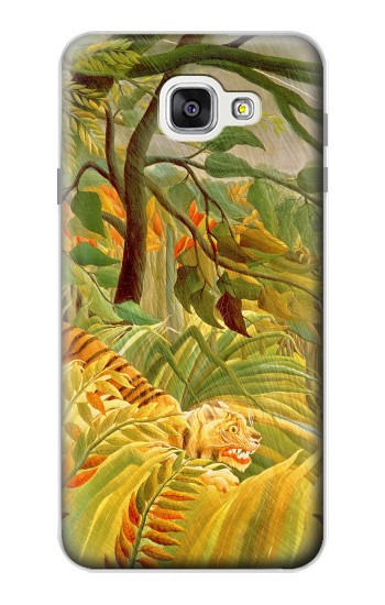 Printed Henri Rousseau Tiger in a Tropical Storm Samsung Galaxy A7 (2016) Case