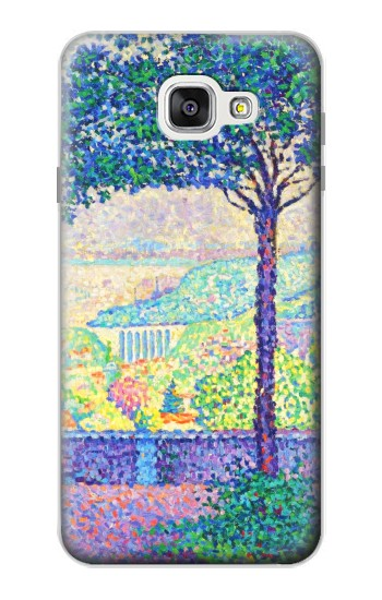 Printed Paul Signac Terrace of Meudon Samsung Galaxy A7 (2016) Case
