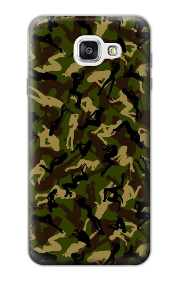 Printed Sexy Girls Camo Samsung Galaxy A7 (2016) Case