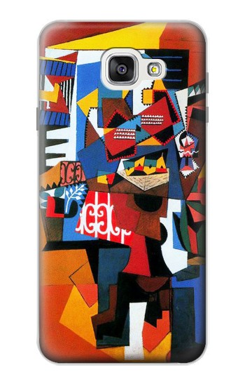 Printed Picasso The Bird Cage Samsung Galaxy A7 (2016) Case