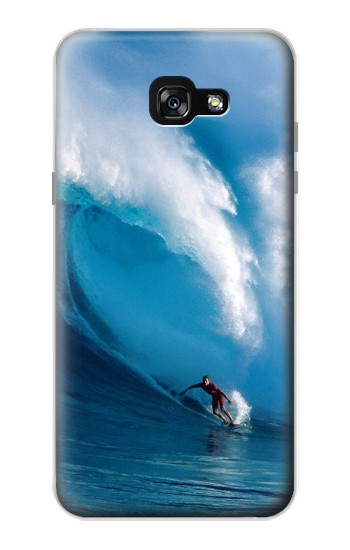 Printed Hawaii Surf Samsung Galaxy A7 (2017) Case