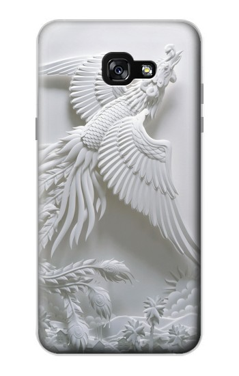 Printed Phoenix Carving Samsung Galaxy A7 (2017) Case