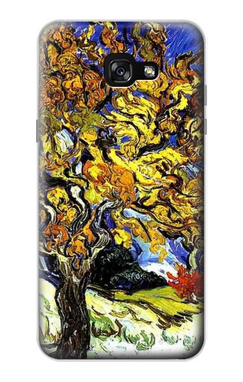 Printed Mulberry Tree Van Gogh Samsung Galaxy A7 (2017) Case