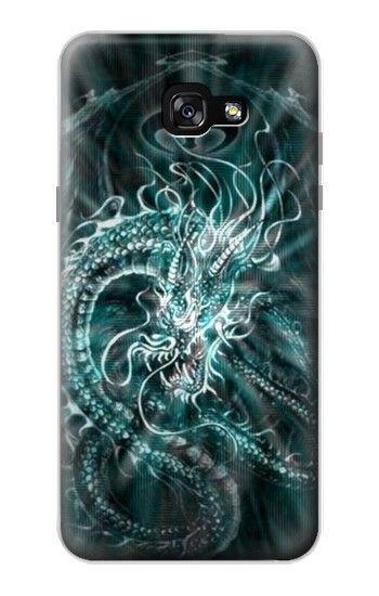 Printed Digital Chinese Dragon Samsung Galaxy A7 (2017) Case