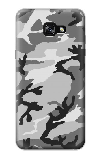 Printed Snow Camo Camouflage Graphic Printed Samsung Galaxy A7 (2017) Case