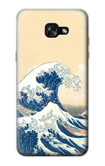 Printed Under the Wave off Kanagawa Samsung Galaxy A7 (2017) Case