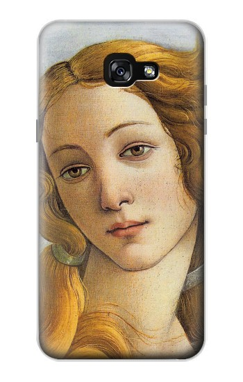 Printed Botticelli Birth of Venus Painting Samsung Galaxy A7 (2017) Case
