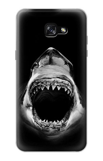 Printed Great White Shark Samsung Galaxy A7 (2017) Case