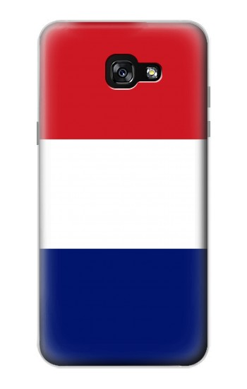 Printed Flag of France and the Netherlands Samsung Galaxy A7 (2017) Case