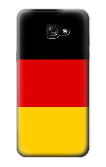 Printed Flag of Germany Samsung Galaxy A7 (2017) Case