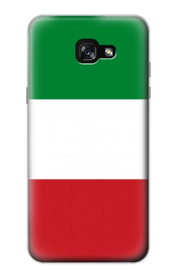 Printed Flag of Italy and Mexico Samsung Galaxy A7 (2017) Case