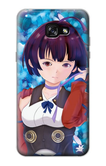 Printed Mumei Kabaneri of the Iron Fortress Samsung Galaxy A7 (2017) Case