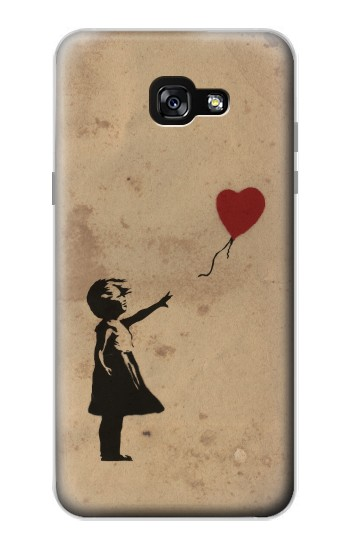 Printed Girl Heart Out of Reach Samsung Galaxy A7 (2017) Case