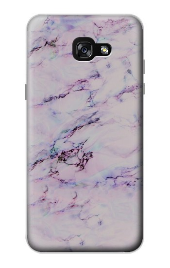 Printed Seamless Pink Marble Samsung Galaxy A7 (2017) Case