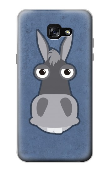 Printed Donkey Cartoon Samsung Galaxy A7 (2017) Case