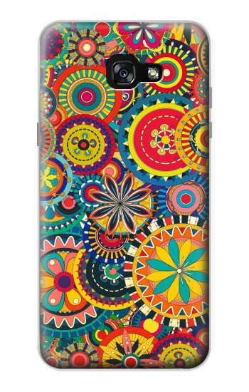 Printed Colorful Pattern Samsung Galaxy A7 (2017) Case