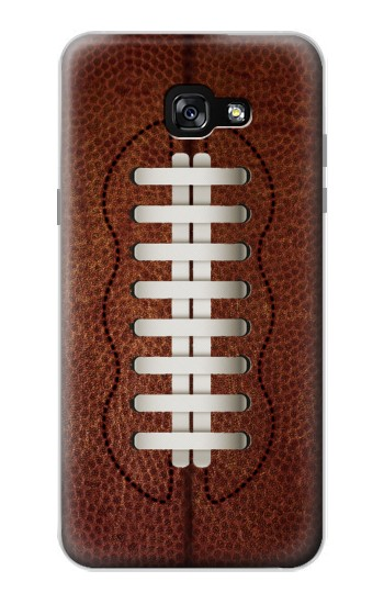 Printed Leather Vintage Football Samsung Galaxy A7 (2017) Case
