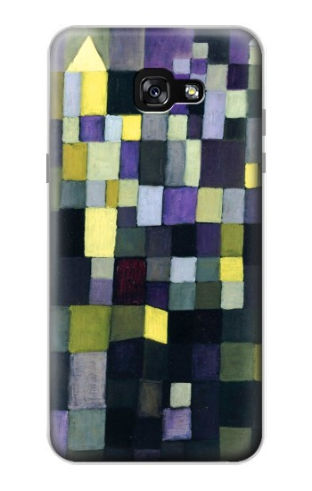Printed Paul Klee Architecture Samsung Galaxy A7 (2017) Case