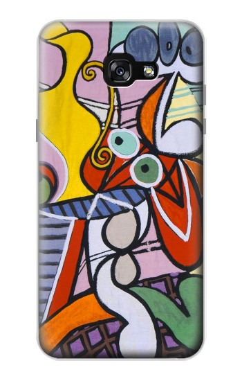 Printed Picasso Nude and Still Life Samsung Galaxy A7 (2017) Case