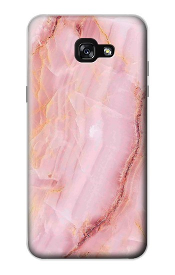 Printed Blood Marble Samsung Galaxy A7 (2017) Case