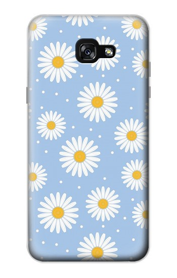 Printed Daisy Flowers Pattern Samsung Galaxy A7 (2017) Case