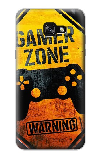 Printed Gamer Zone Samsung Galaxy A7 (2017) Case