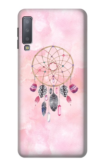 Printed Dreamcatcher Watercolor Painting Samsung Galaxy A7 (2018) Case