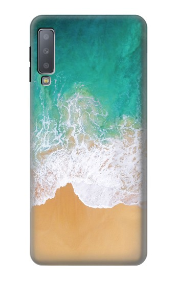 Printed Sea Beach Samsung Galaxy A7 (2018) Case