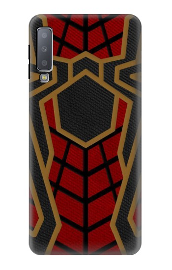Printed Spiderman Inspired Costume Samsung Galaxy A7 (2018) Case