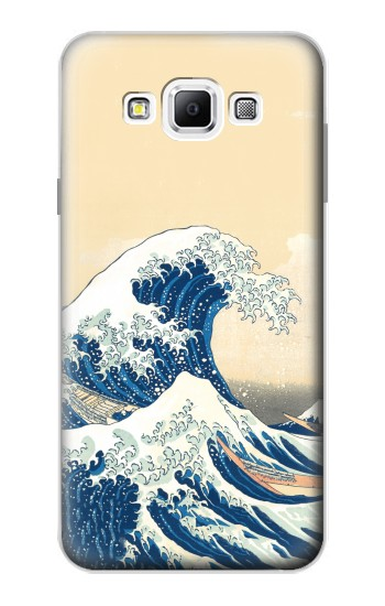 Printed Under the Wave off Kanagawa Samsung Galaxy A7, A7 Duos Case