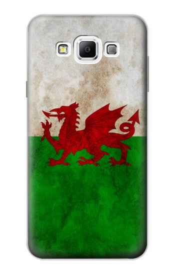 Printed Wales Red Dragon Flag Samsung Galaxy A7, A7 Duos Case